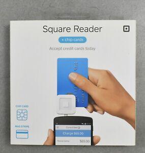 Square Reader + Chip Cards (A-SKU-0033-01)