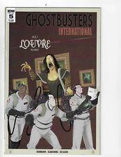 New ListingGhostbusters International #5 Idw Fn/Vf Comic - Vault 35   2016   Burnham