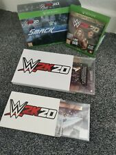 WWE 2K20 SMACKDOWN 20TH ANNIVERSARY EDITION XBOX ONE FREE NEXT DAY DELIVERY
