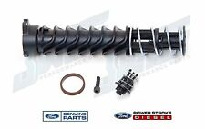 6.0L 6.0 Powerstroke Diesel OEM Genuine Ford Oil Filter Housing Tube Drain Valve