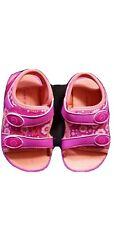Stride Rite Toddler Girl Sandals Size 6M