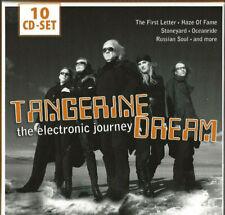Tangerine Dream |10 CD Box| The Electronic Journey von Tangerine Dream (2010)|