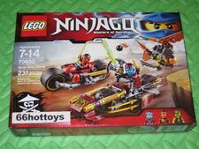 LEGO Ninjago 70600 Ninja Bike Chase NEW