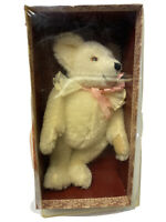 Rare Margarete Steiff Ophelia Teddy Bear 0225/42 Michael Durkson Genuine Mohai