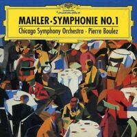 Pierre Boulez - Symphony 1 [New CD]