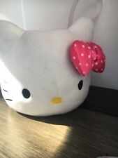 Hello Kitty Plush Soft Easter Type Basket 7 inch