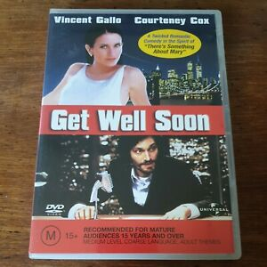 Get Well Soon DVD R4 Like New! FREE POST