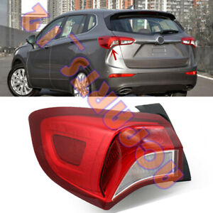 For Buick Envision 2019-2020 Rear Sides Outer LED Left Tail Lamp 1PCS