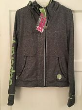 Superdry Women's Gym Running Zip Hoodie - Small - Nwt -