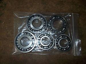 BSA D1 D3 D5 D7 D10 D14 B175 BANTAM ENGINE BEARING SET