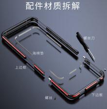 For ASUS Rog2 Phone Luxury Aluminum Metal Frame Bumper Hard Case Cover