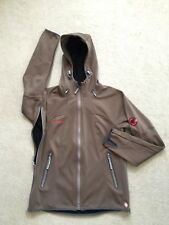 Authentic Mens Mammut Ultimate Hoody Windstopper Softshell Jacket SZ L-XL Hiking