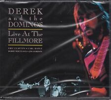 Derek & the dominos-Live At The Fillmore, 2cd NUOVO