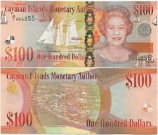 Cayman Islands 100 Dollars 2010 UNC P-43 QEII
