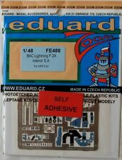 Eduard 1/48 FE488 Colour Zoom etch for the Airfix EE/BAC Lightning F 2A