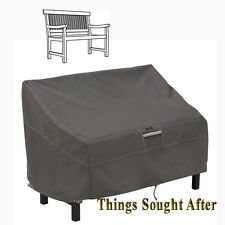 COVER for PATIO BENCH Outdoor Furniture Storage Patio Deck Yard Pool RAVENNA