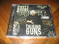 Chicano Rap CD Fiesty 2 Guns - Talking Guns - Chino Grande Midget Loco JASPER