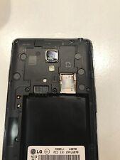 LG Optimus F7 LG870 - 8GB - Black (Boost Mobile) Smartphone.Fast Shipping.