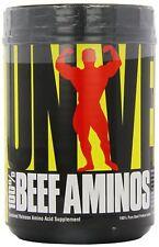 UNIVERSAL NUTRITION 100% BEEF AMINOS 200 TABS - AMINO ACID PROTEIN COMPLEX !