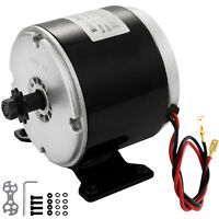 36V DC Electric Motor Scooter Motor 350W 2750RPM Reduction Compatible Bicycle