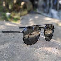 HUMVEE Pilot Sunglasses - Black 57mm