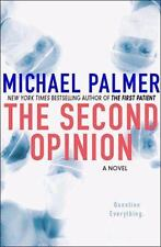The Second Opinion Michael Palmer stated 1st Ed 2009 Mystery Hardcover & Jacket