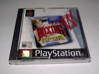 Victory Boxing Contender PS1 PS2 PS3 PAL Preloved *Complete*