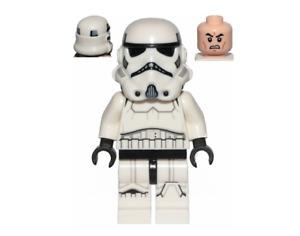 Lego Stormtrooper 75235 75262 75229 Dual Molded Helmet Star Wars Minifigure