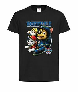 Kinder T-Shirt Unisex -Unbeatable PAW Patrol