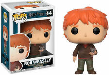 PEPYPLAYS FUNKO Ron Weasley with Scabbers - Harry Potter 44