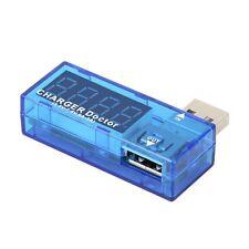 MEDIDOR USB DIGITAL VOLTAJE CARGA TENSION CORRIENTE PROBADOR ARDUINO VOLTIMETRO