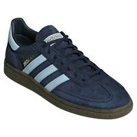 adidas ORIGINALS MENS HANDBALL SPEZIAL TRAINERS SHOES SNEAKERS CASUALS NAVY BLUE