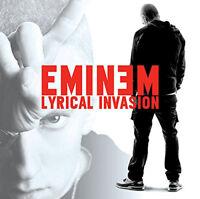 Eminem : Lyrical Invasion CD (2016) ***NEW*** FREE Shipping, Save £s