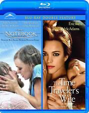 NEW - The Notebook / The Time Traveler's Wife (Double Feature) (Blu-ray)