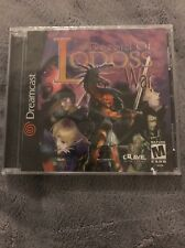Record of Lodoss War (Sega Dreamcast) NEW SEALED