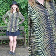 Maglie e camicie vintage da donna verde taglia M