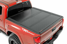 Rough Country Low Profile Hard Tri-Fold fits 16-20 Toyota Tacoma 5' Bed Tonneau