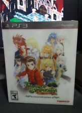 ps3 tales of symphonia chronicles collector's edition sealed