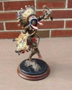 Franklin Mint *SPIRIT OF THE THUNDERBIRD* Bronze Sculpture by R.F. MURPHY