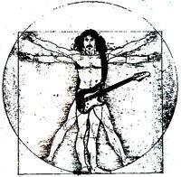 Frank Zappa t shirt vitruvian Hand printed 60's Vintage Style Rock Blues S-5Xlg