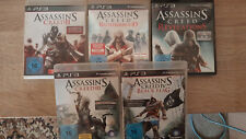 Assassins Creed Collection - 6 Spiele - Playstadion 3