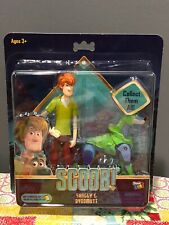 Scoob - Scooby-Doo Movie Shaggy And Dynomutt Figures - 2 Pack Mystery (2020)