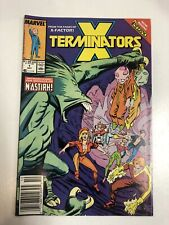 X-Terminators (1988) # 1 (NM) Newsstand Variant 1st Appearance Of Whiz Kid !