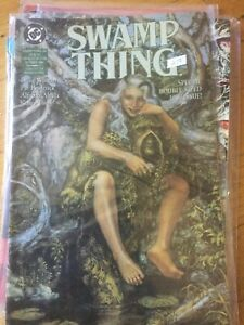 Swamp Thing 100/101/114/115 Annual 4