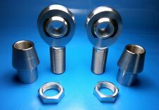 "Panhard 1-1/4 x 1"" Bore Chromoly Rod Ends-Heim Joints (Fits1.75 x.120 Tube) 1.25"