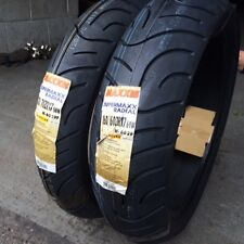 1x 160/60-17 + 1x 120/70-17 Maxxis Supermaxx M6029 Touring Motorcycle tyres