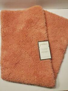 "Threshold Performance Bath Rug, Pink,  20"" x 34"""