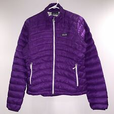 Patagonia Down Sweater Jacket Purple Small (Women's)