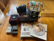 Canon Powershot G10 (14.7MP) + WP-DC28 Underwater Housing (Rare) + Extras