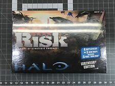 RISK: HALO LEGENDARY EDITION BRAND NEW & FACTORY SEALED
